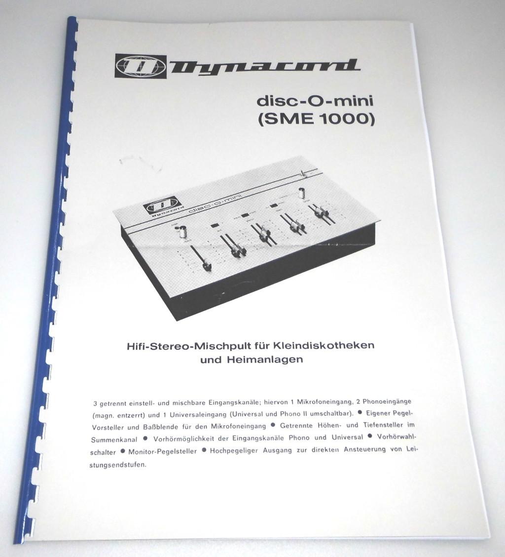 Service-Center H.Eggemann - Technische Unterlage für das Dynacord ...